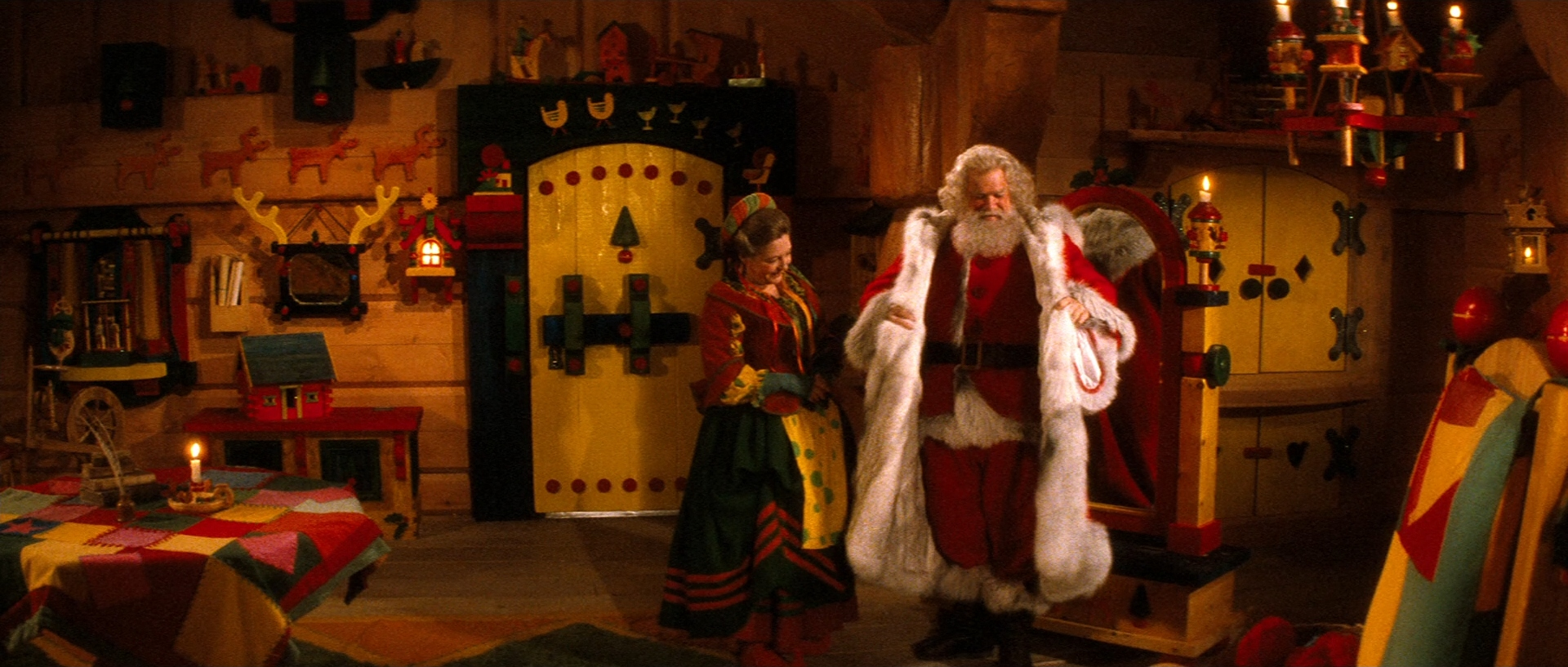 DAY 21 – SANTA CLAUS: THE MOVIE (1985)