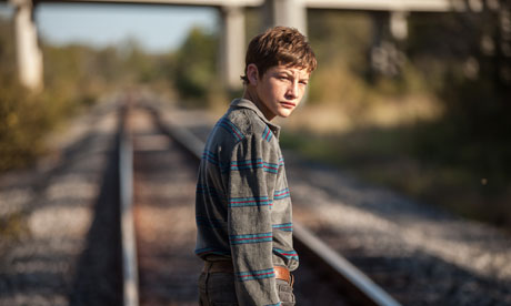 Joe starring Tye Sheridan