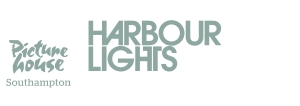 Harbour Lights Grey Logo RGB