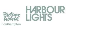 Harbour Lights Grey Logo RGB