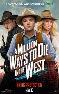 million ways poster