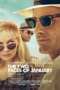 two faces january poster