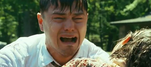 leo cry